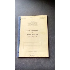 CLANSMAN USER HANDBOOK FOR RADIO STATION VRC353